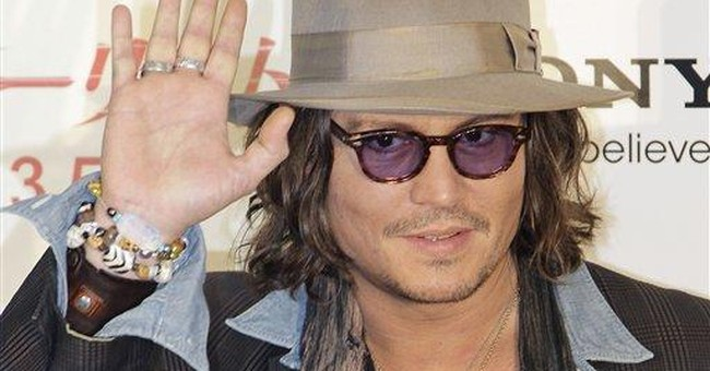 Depp on Jolie: She's a 'shockingly great mother'