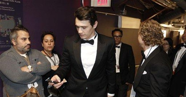Yale student says no feud with James Franco