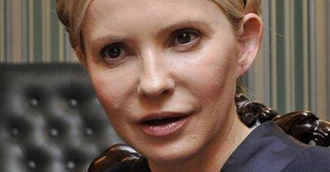 Ukraine's Tymoshenko energized by probe