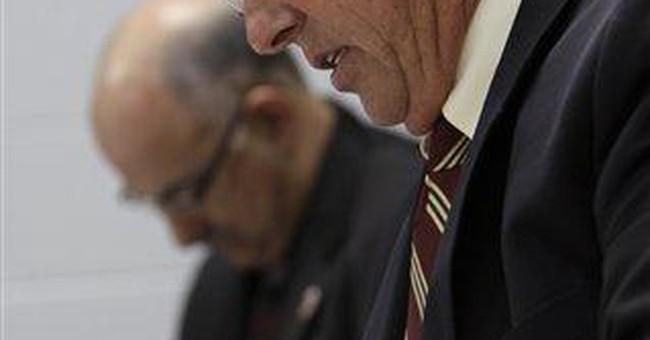 Sirhan Sirhan denied parole in 1968 RFK killing
