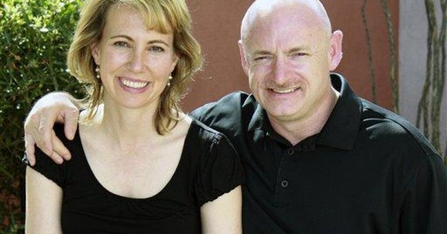 Giffords shows more progress in recovery