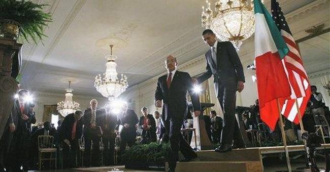 Obama, Calderon pledge cooperation on drug wars