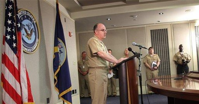Navy admiral recommends censures over lewd videos