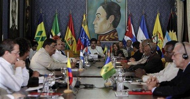 Venezuela says Libya OKs Chavez mediation plan