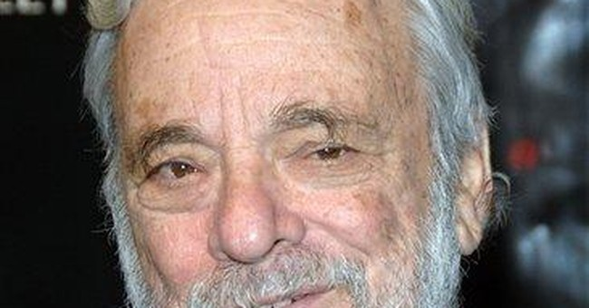 Sondheim to be honored at London's Olivier Awards