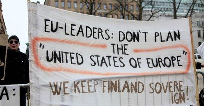 Conservative EU leaders struggle for crisis unity