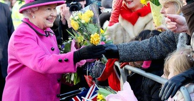 British queen to make 1st state visit to Ireland