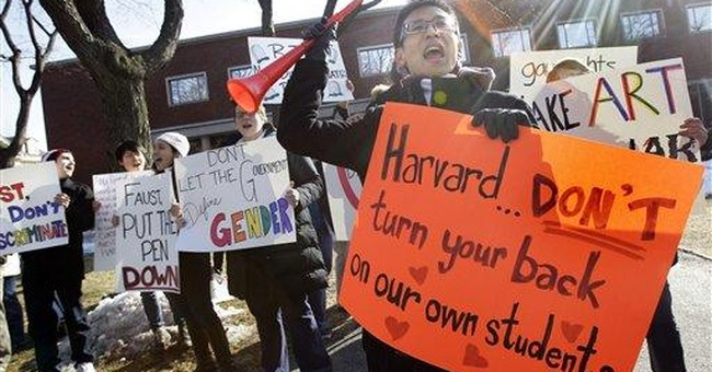 Harvard president welcomes ROTC after 4-decade ban