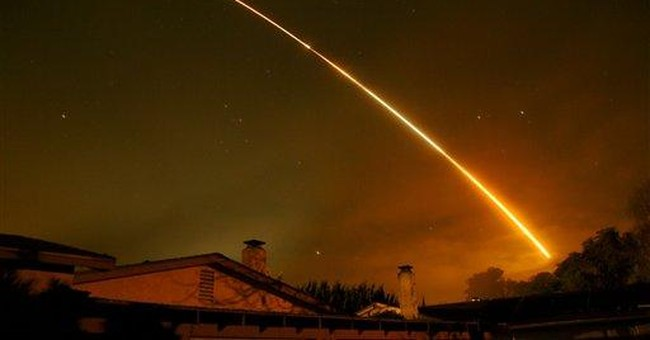NASA research satellite plunges into the sea