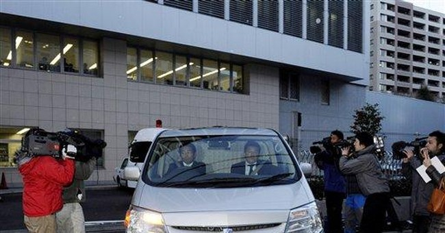 Japan rattled by college entrance exam cheat case