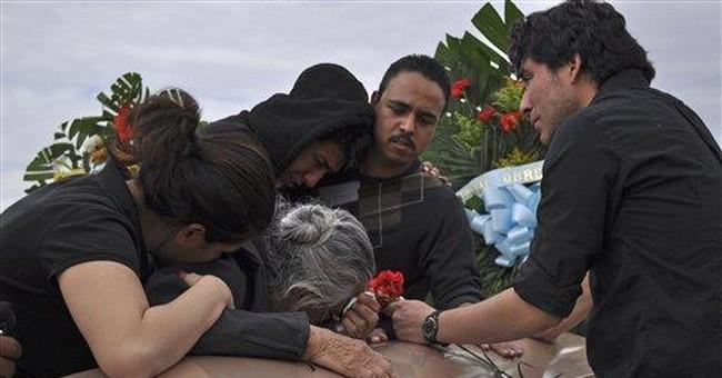 Family of slain Mexican activist seeks US asylum
