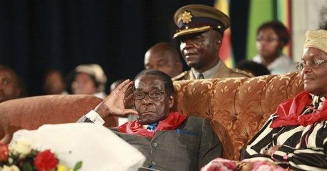 Zimbabwe president's medical trip prompts concerns