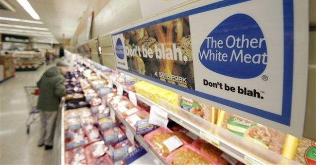 Pork board swaps 'White Meat' for 'Be Inspired'