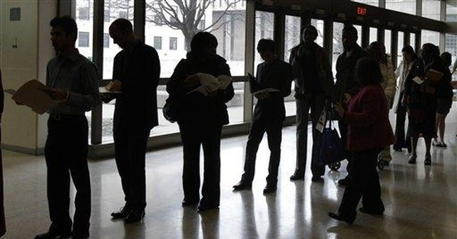 Burst of hiring could mark turning point for jobs