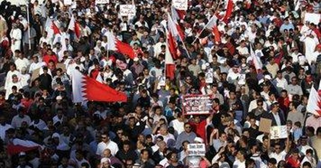 Thousands protest across Middle East for reform