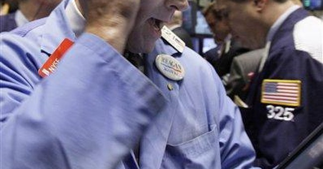 Surge in oil prices sends stocks lower