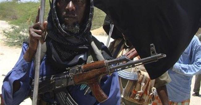 Somalia pro-government forces retake border town