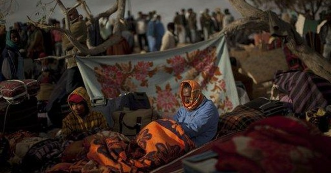 UN: Fearful migrant workers on the move in Libya