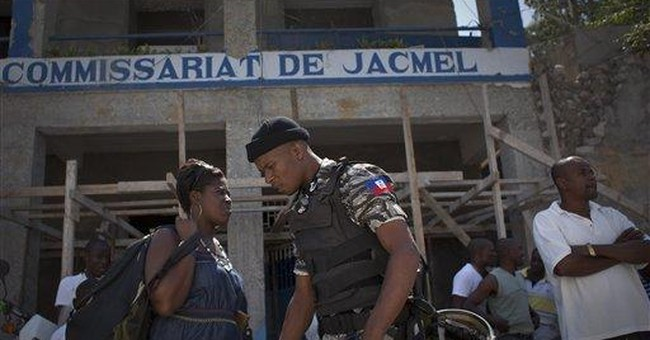 US pastor stuck in Haitian jail without charges