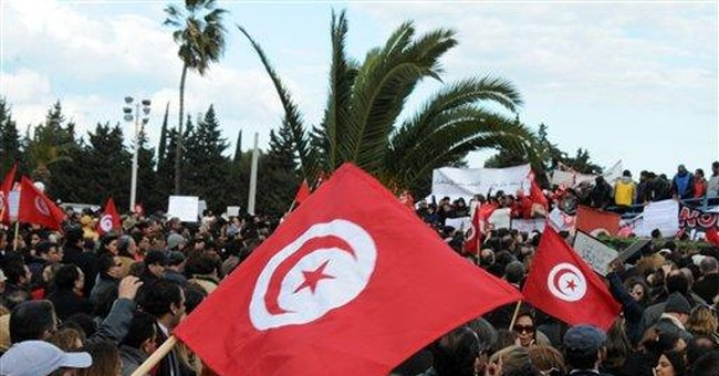 Tunisia arrests more than 2,300 since Feb 1