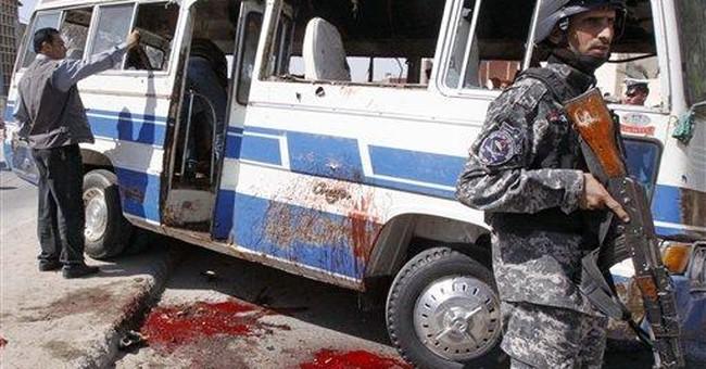 Iraq blast kills 6 in oil-rich Basra