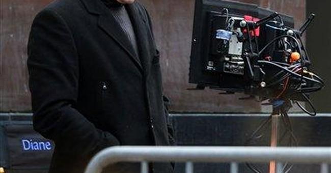 Clooney film finishes Cincinnati-area scenes