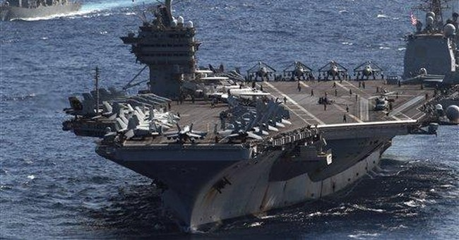 China challenges US predominance in Asia-Pacific