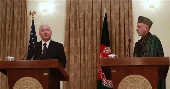 Afghan president tells his people hard year ahead