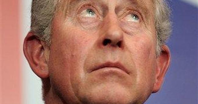 Prince Charles seems like forgotten man at wedding