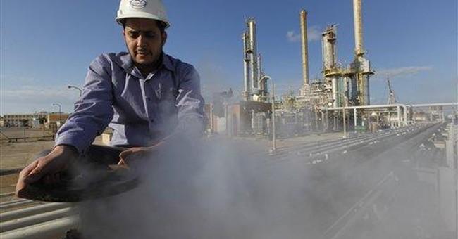 Oil jumps to near $107 amid fierce Libya fighting