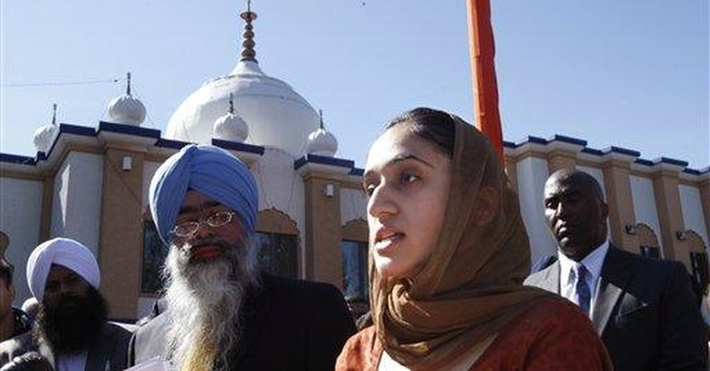 Fatal shooting prompts outcry among Sikhs, Muslims