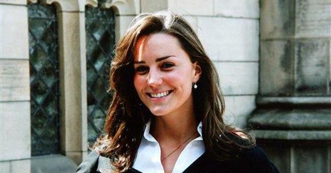 Kate Middleton's family photos go online