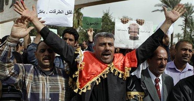 Attacks on media, activists spur fears in Iraq