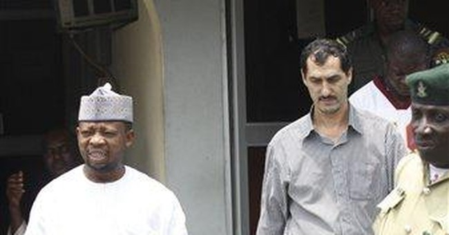 Nigeria suspect says he didn't know cargo had arms