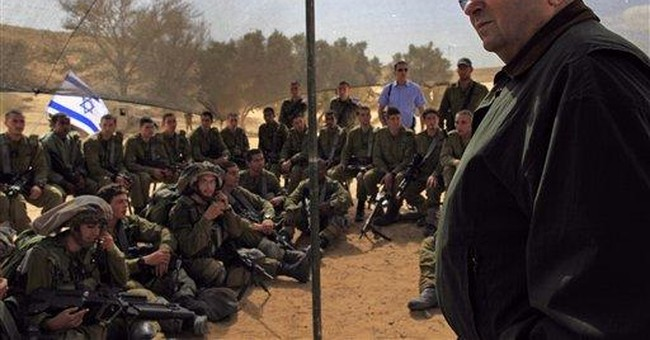 Israeli PM: Military must remain in West Bank