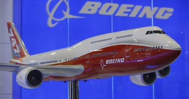 Chinese airlines buy 43 Boeing jets at HK air show