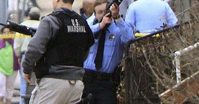 St. Louis marshal only 2nd slain in US since 1993
