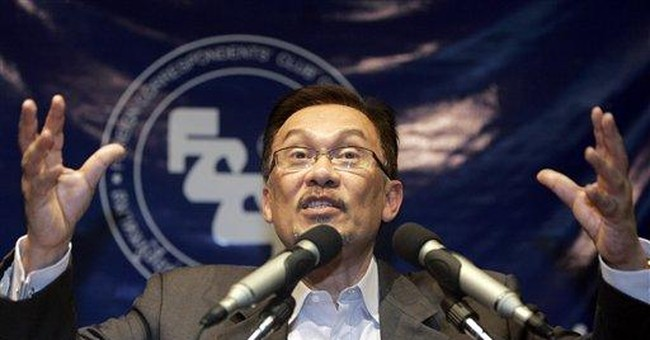 Evidence to incriminate Malaysia's Anwar expunged