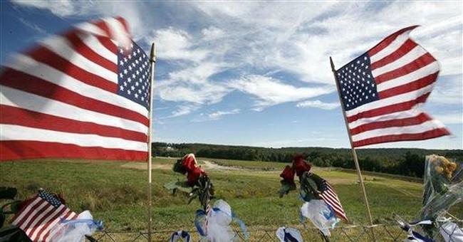 Flight 93 families seek money for 9/11 memorial