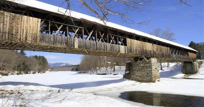 Covered bridge preservation program endangered