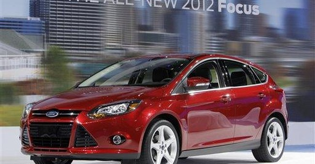 Ford has another car with 40 mpg