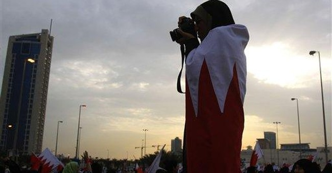 Bahrain protesters want Sunni immigrants deported