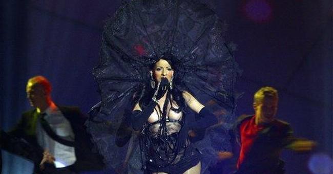 Transgender diva to represent Israel in Eurovision