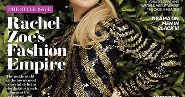Magazine ranks stars' behind-the-seams stylists