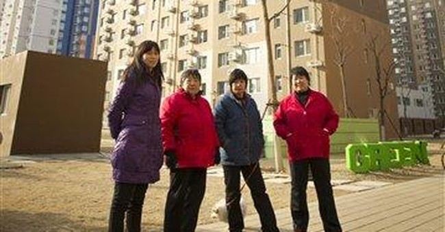China promises millions of low-cost homes