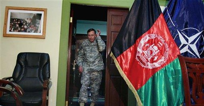 AP Exclusive: Afghan forces to start taking over