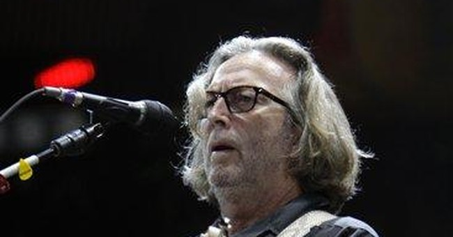 Clapton guitar replica sold at NY auction for $30K