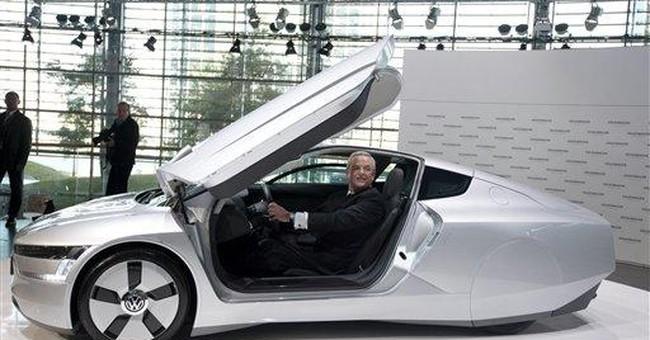 VW says Porsche merger still on, makes $4.5B in Q4