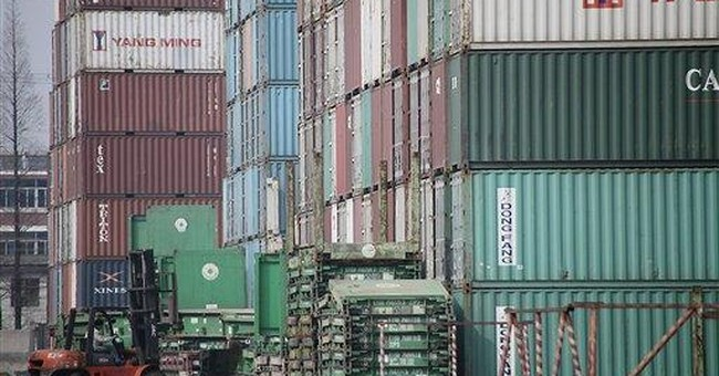 January trade deficit jumps to $46.3 billion