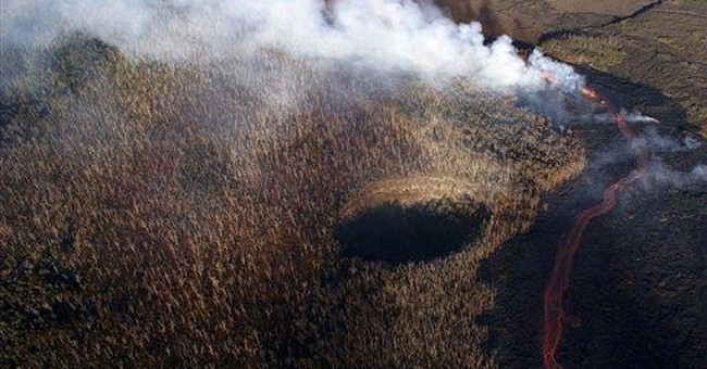 Latest eruption at Hawaii's Kilauea takes breather